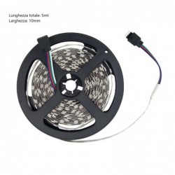 Striscia LED 5050/60 - IP20...